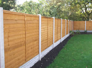 Garden Fencing Smart Fencing Sussex 01273 446544