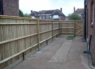 Quality Fences by Smart Fencing Serives Brighton